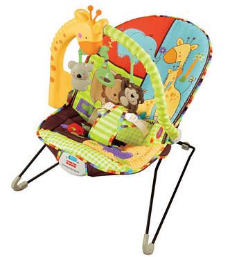 """Крісло-гойдалка """"Жирафчик"""" Fisher Price прокат в Харкові, фото 2"""