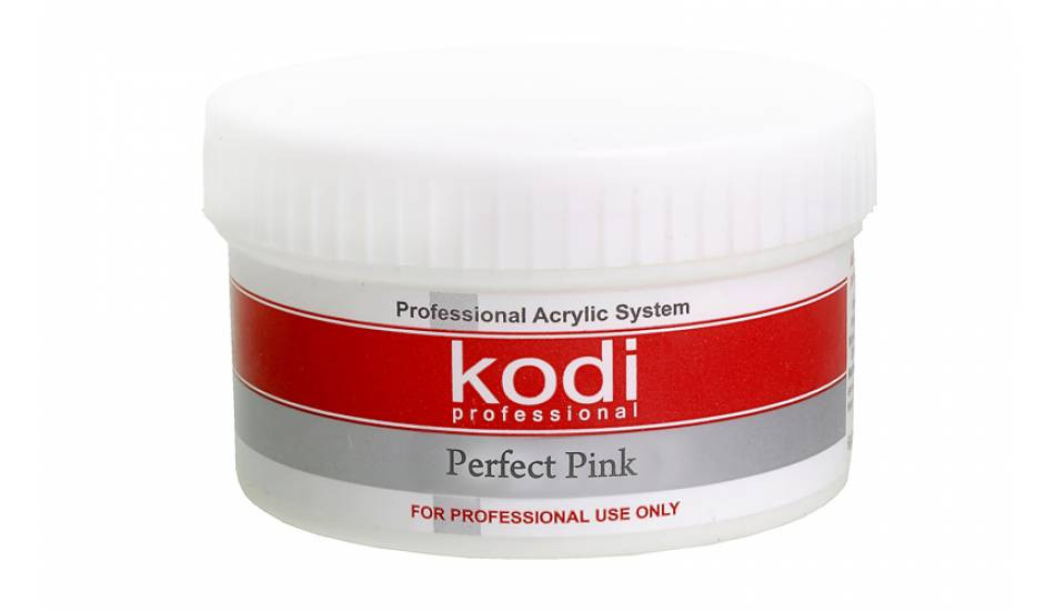 Kodi Professional Perfect Pink Powder (прозрачно-розовый, базовый акрил), 60гр.