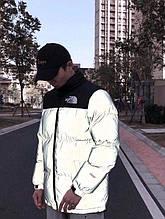 Рефлективная Мужская куртка The North Face 700