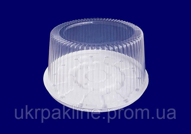 Одноразовая упаковка для тортов арт. 225