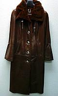 Дубленка натуральная Adamo из кожи кенгуру женская