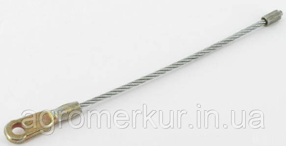 Трос проволочный оцинкованный 3312030 LEMKEN (Лемкен), фото 2