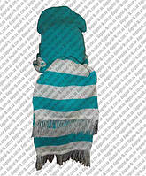 Комплекты вязаные шарф и шапка