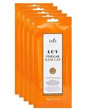 Маска-шапочка для волос La'dor ACV Vinegar Hair Cap 30 мл.