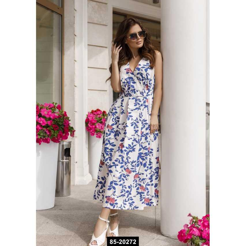 Платья  11980  S белый, S размер международный, 85-20272