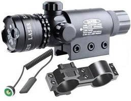 Лазерний приціл 22 mm. SIGHT UANE + зарядний пристрій
