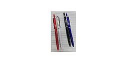 Ручка шариковая на кнопке HAIPING (0,8 mm, синие чернила, 40 шт\упак.).