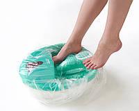 Чехлы на ванночку педикюр 680*500 (резинка отдельно 1 шт) (100 шт/уп.)