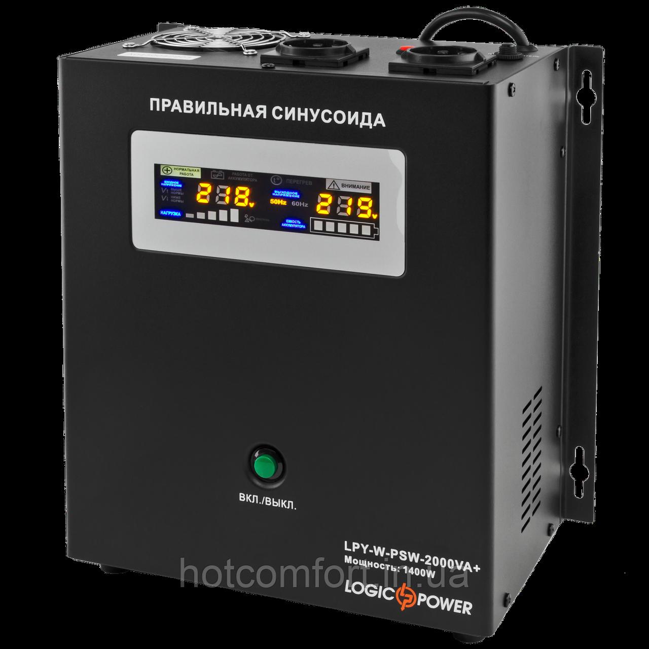Logicpower LPY-W-PSW-2000VA+ (1400W) 10A/20A 24V