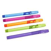Ручка шариковая на масляной основе треугольная для левшей CELLO FineTop left синяя