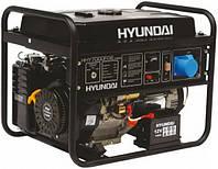 Однофазный бензиновый/газовый генератор HYUNDAI HHY 7000FGE (5,5 кВт)