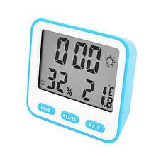 Термометр с гигрометром 854