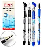 Ручка шариковая Flair Air Balance черная