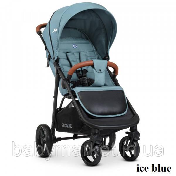 Коляска El Camino X4 ME 1024 (ice blue)