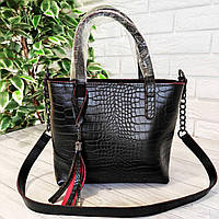 Элитная сумка женская с эко-кожи