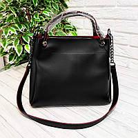 Красивая сумка женская с эко-кожи