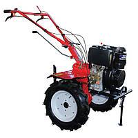 Мотоблок Кентавр МБ 2060Д колеса 4.00-8