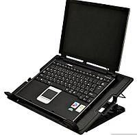 Подставка для ноутбука с охлаждением Cooler pad ergostand (9-17 дюймов)