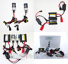 Комплект ксенона UKC H3 6000К 35W