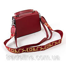Сумка Женская Классическая иск-кожа FASHION 2-011 6156 red, фото 2