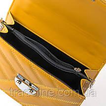 Сумка Жіноча Класична позов-шкіра FASHION 2-011 686 yellow, фото 3