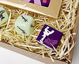 """Набор для взрослых """"Чем займемся?"""": сертификаты с пикантными заданиями, кубики с позами, шоколадная камасутра, фото 9"""