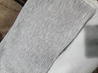 Трехнитка на флисе(Светло-серый меланж)