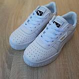 Женские кроссовки в стиле Puma Cali белые, фото 7