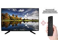 "Телевизор для спальни LED-TV 34"" Smart-Tv Android 9.0 FullHD/DVB-T2/USB (1920×1080) + Пульт Д/У"