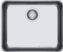 Кухонная мойка Franke ANX 110-48 48х40х19 (122.0204.649)
