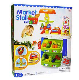 Детский магазин Супермаркет Market Stall Set 16655A