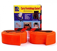 Ремни для переноса мебели Carry Furnishings Easer | Такелажные ремни, фото 1