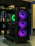 ИГРОВОЙ КОМПЬЮТЕР INTEL CORE I5-9400 + GTX 1660 SUPER 6GB + RAM 16GB + HDD 1000GB + SSD 120GB, фото 1