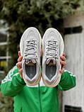 🔥 Кроссовки мужские Adidas Yeezy Boost 700 адидас изи буст 700 серые светлые повседневные спортивные легкие, фото 3
