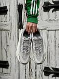 🔥 Кроссовки мужские Adidas Yeezy Boost 700 адидас изи буст 700 серые светлые повседневные спортивные легкие, фото 9