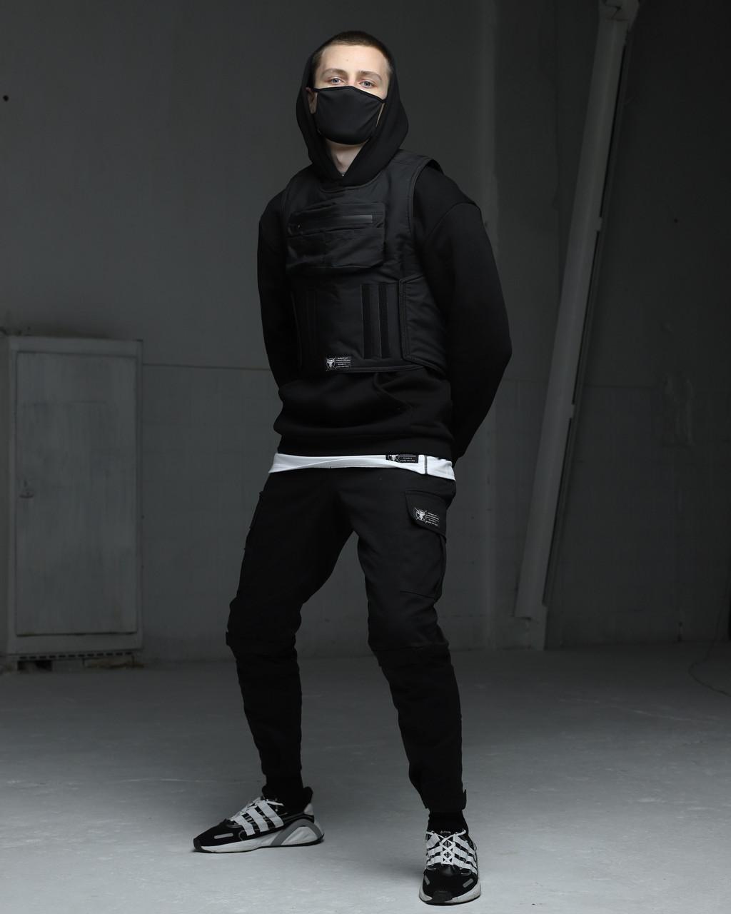 Зимние мужские брюки Карго Симбиот