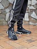 🔥 Кросівки чоловічі Adidas X9000L4 адідас чорні повсякденні спортивні легкі, фото 2