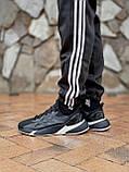 🔥 Кросівки чоловічі Adidas X9000L4 адідас чорні повсякденні спортивні легкі, фото 10