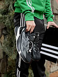 🔥 Кросівки чоловічі Adidas X9000L4 адідас чорні повсякденні спортивні легкі, фото 3