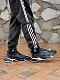 🔥 Кросівки чоловічі Adidas X9000L4 адідас чорні повсякденні спортивні легкі, фото 4
