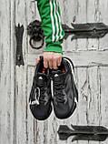 🔥 Кросівки чоловічі Adidas X9000L4 адідас чорні повсякденні спортивні легкі, фото 5