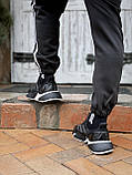 🔥 Кросівки чоловічі Adidas X9000L4 адідас чорні повсякденні спортивні легкі, фото 6
