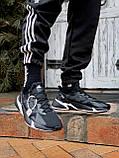 🔥 Кросівки чоловічі Adidas X9000L4 адідас чорні повсякденні спортивні легкі, фото 7