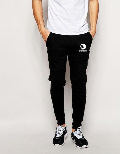 Чоловічі спортивні штани Adidas (Адідас) чорні
