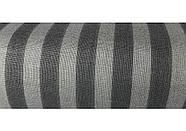 """Двоспальний комплект (Бязь)   Постільна білизна від виробника """"Королева Ночі""""   Смуги на сірому, фото 3"""