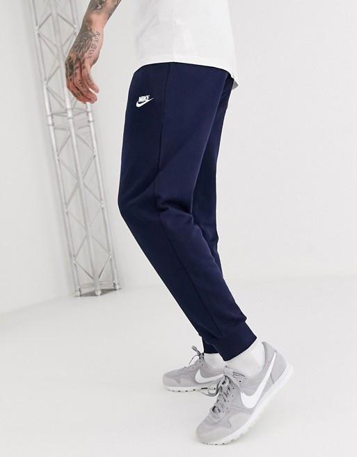 Мужские спортивные штаны Nike (Найк) синие