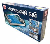Детская настольная игра Морской бой, 5+ NUMO TOYS NT1234