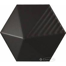 Плитка Equipe Magical 3 10,7x12,4 umbrella black matt (23029)