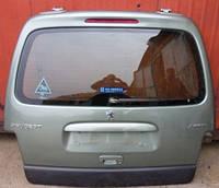 Крышка багажника в сборе со стеклом ( Ляда )CitroenBerlingo1996-2008