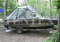 Изготовление ХОДОВОГО тента для катера, яхты, лодки., фото 1